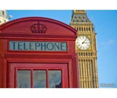 Cours d'anglais tous niveaux - Chamoux (89660)