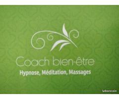 Hypnotérapie, coaching en bien-être - Manosque (04100)
