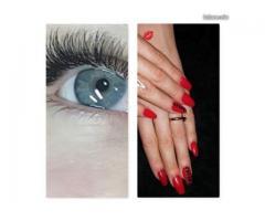 Professionnelle ongles et cils à domicile et autres soins et bien-être - Nice (06)