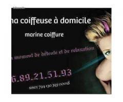 Coiffeuse à domicile - Perpignan (66000)