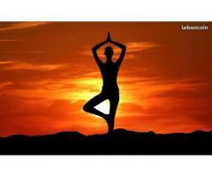 Accompagnement de yoga et méditation à domicile - Strasbourg (67)