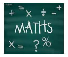 Cours de mathématiques à domicile - La Chapelle-Saint-Mesmin (45380)