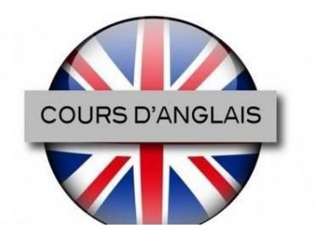 Cours d'anglais pour niveau primaire et collège