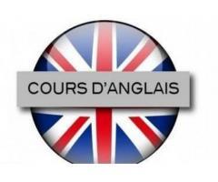 Cours d'anglais pour niveau primaire et collège - Lyon (69)