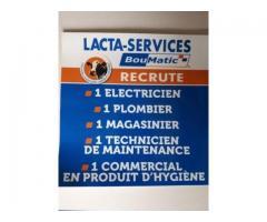 Recherche Plombier/ électricien - Montmartin-en-Graignes (50620)