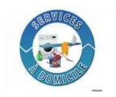 Ménage + repassage à domicile - Niort (79000)