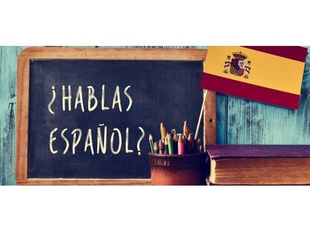 Cours particuliers d'espagnol