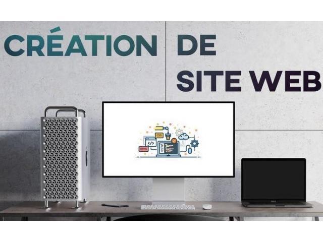 Promo création site e-commerce prestashop