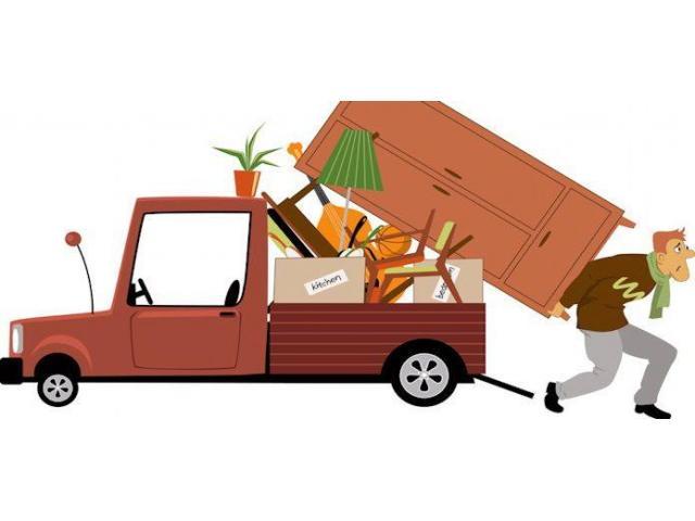 Services de déménagements et transports