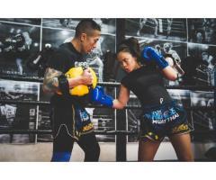 Cours boxe thai / kick boxing en salle ou à domicile à Paris (75020)