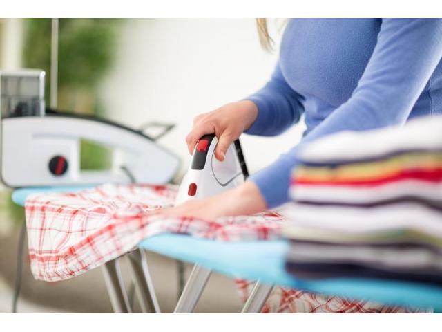 Cherche femme de ménage 1 fois par semaine 4h