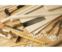 Rénovation de meubles, cuisines,volets, escaliers - Four (38080)