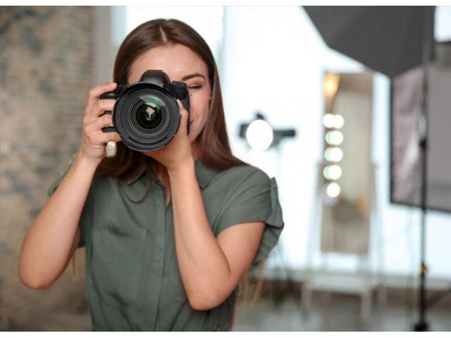 Photographe pour modèles