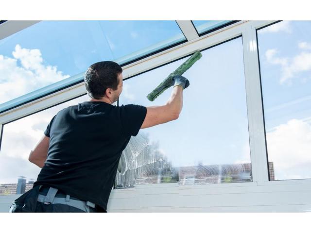 Laveur de vitres pour particuliers ou entreprises