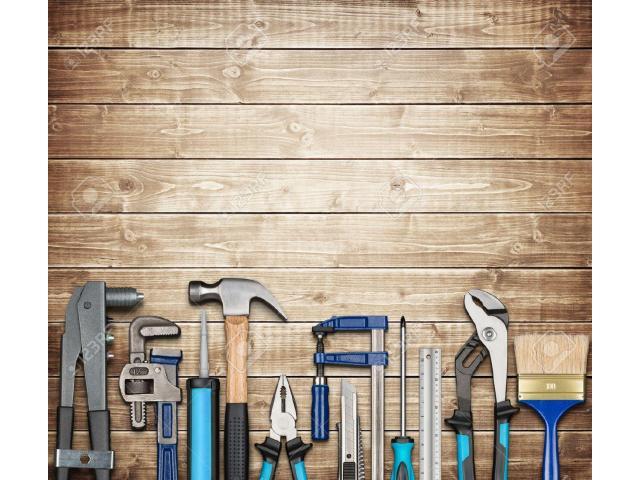 Proposition de services ménagers et de rénovation