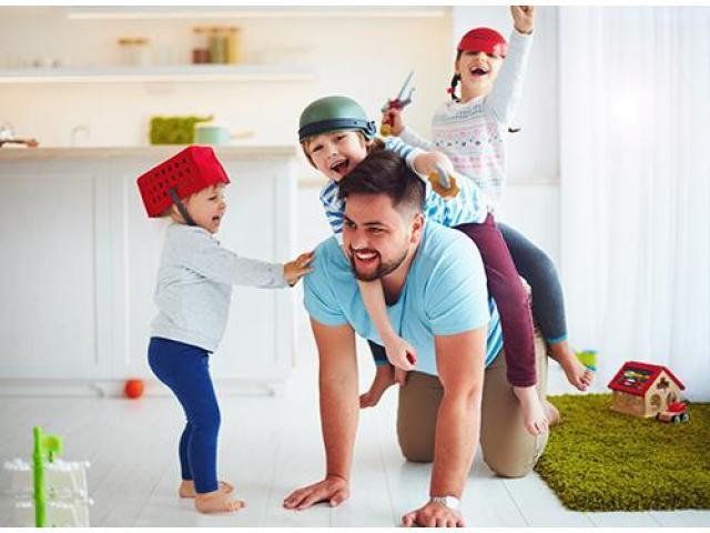 Homme de 50 ans peut garder vos enfants