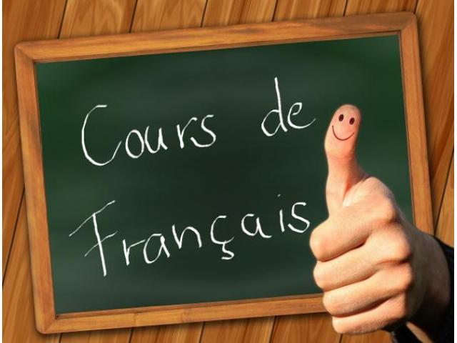 Recherche de prof de Français à domicile