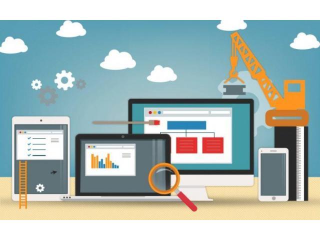 Création de votre site web / logo