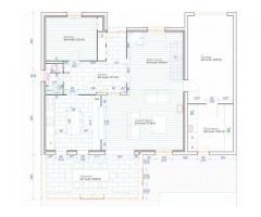 Plans permis construire, aménagements combles.. - Connerré (72160)