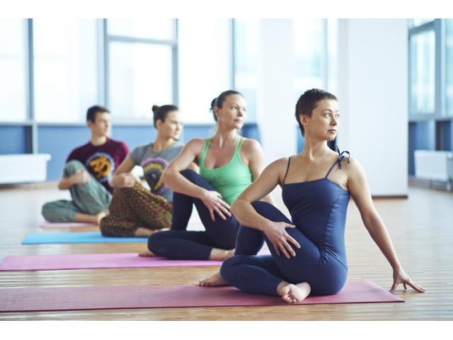 Cours de yoga à domicile