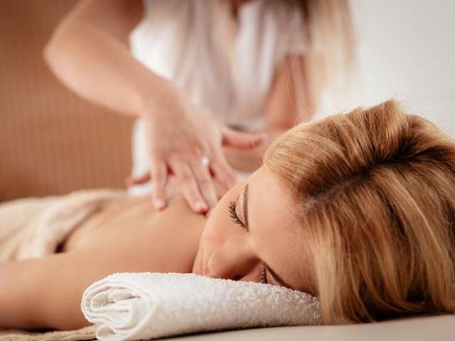 Massage à mon domicile