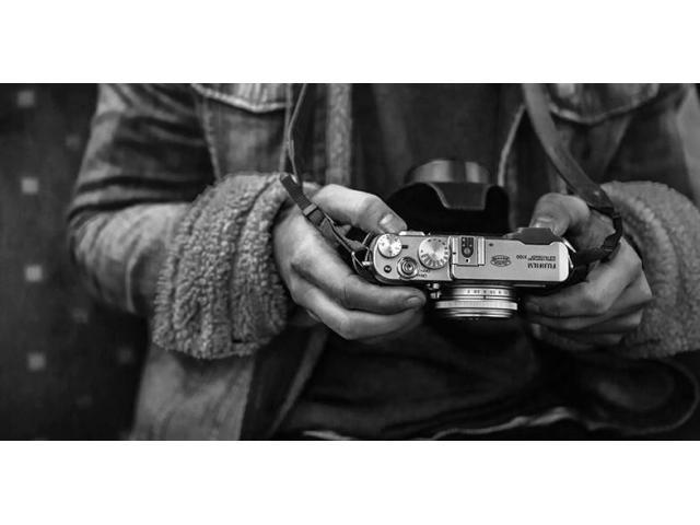 Photographe amateur pour toutes réalisations