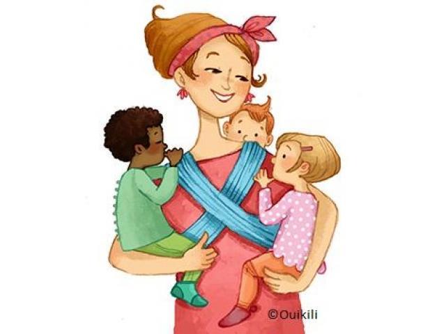 Auxiliaire parentale recherchée