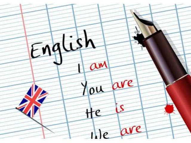 Cours d'Anglais par un prof expérimenté