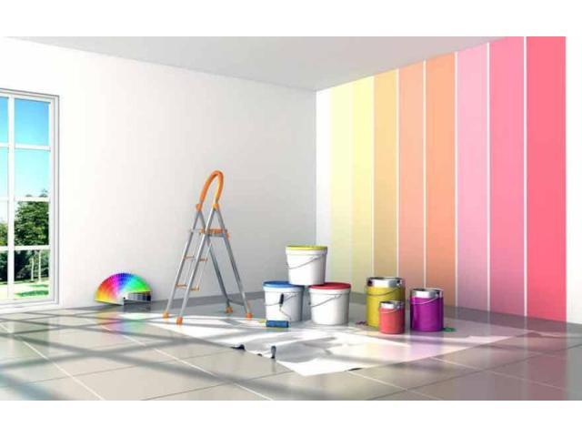 Peinture et autres travaux de rénovation