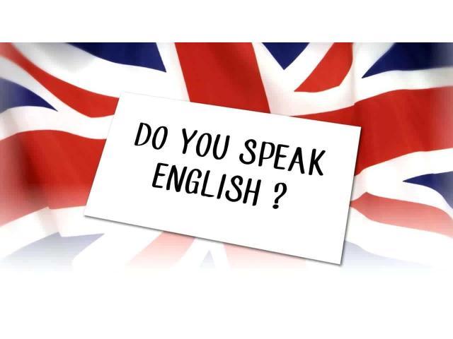 Prof d'anglais recherché