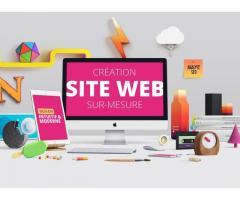 Création de site sur mesure - Béziers (34500)