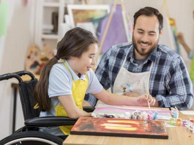 Recherche assistant(e) pour handicapé