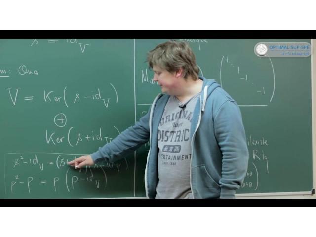 Prof de maths, cours particuliers de maths