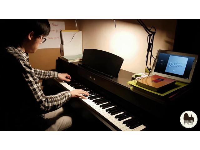 Cours de piano et de chant