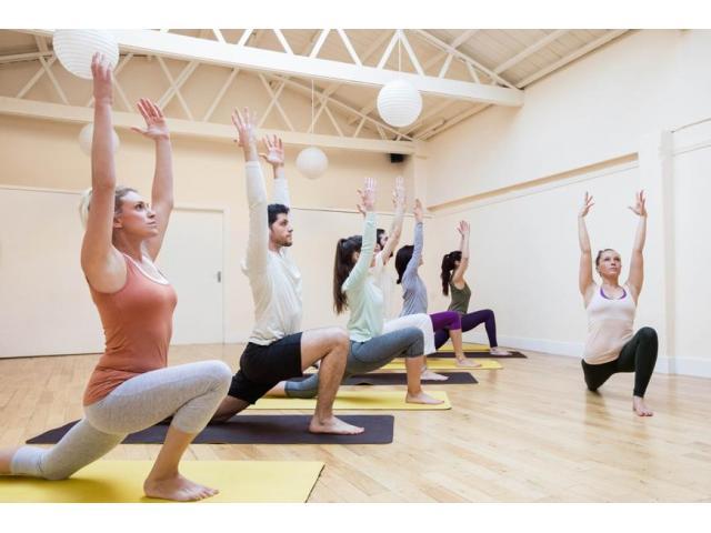 Relaxez vous avec des cours de Yoga