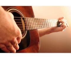 Cours de guitare en studio ou à domicile - Paris (75019)