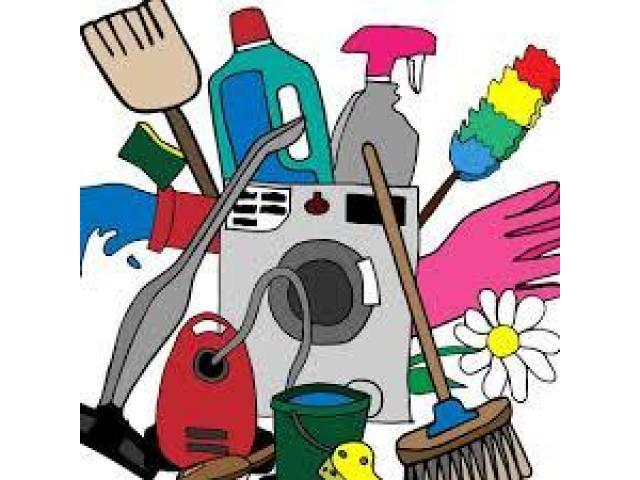Homme cherche des travaux ménagers