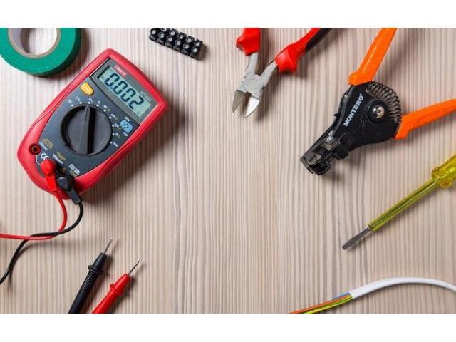 Entreprise propose la réalisation de vos travaux d'électricité