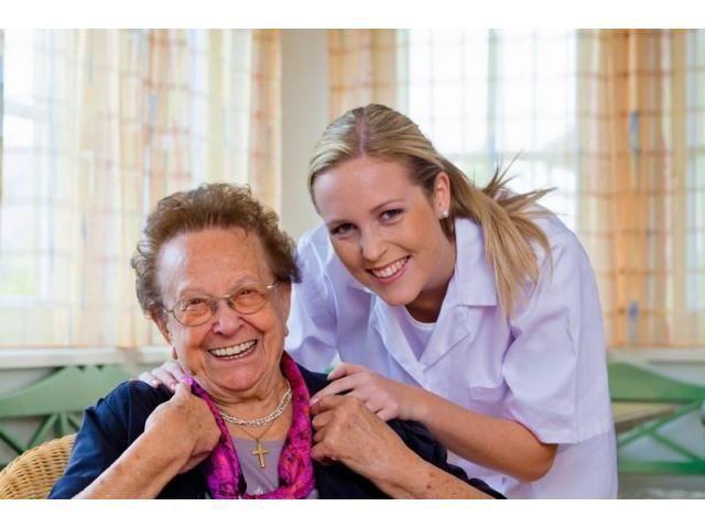 Auxiliaire de vie pour seniors