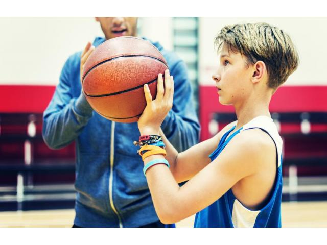 Coach basketball personnalisé