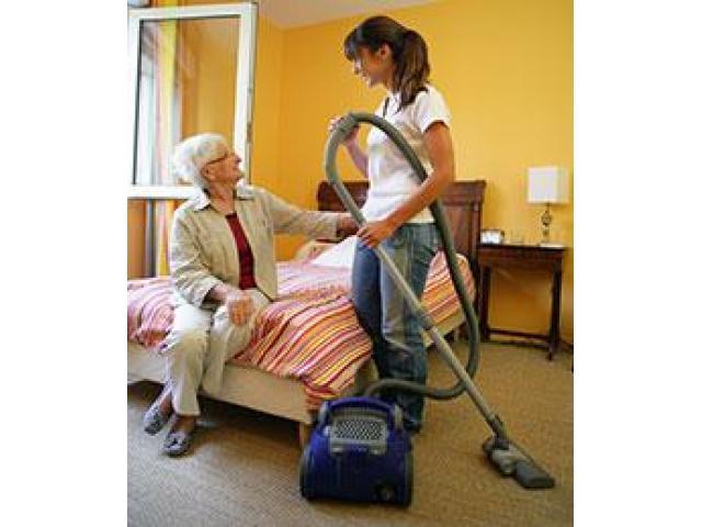 Aide pour les seniors