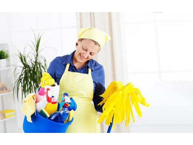 Vous cherchez une femme de ménage?