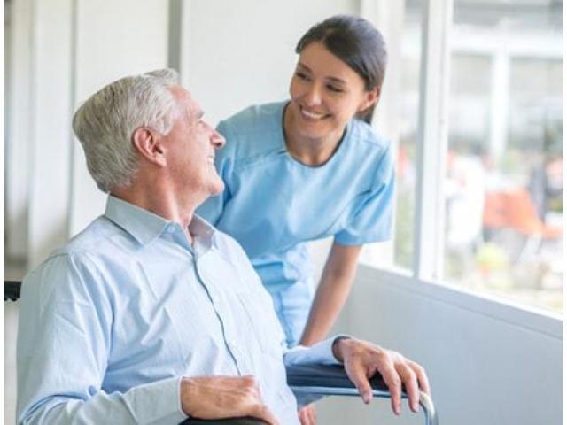 Garde aux personnes âgées dépéndantes