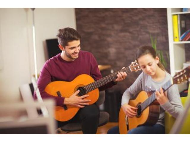 Cours de Guitare et de Piano