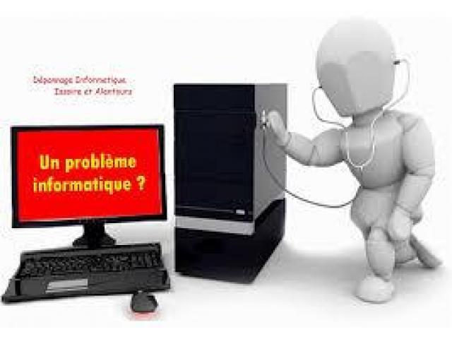 Réparation de disque dur ou clé usb défectueuse