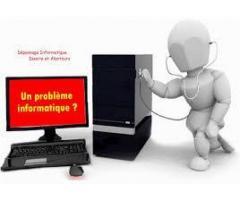 Réparation de disque dur ou clé usb défectueuse - Blois (41000)