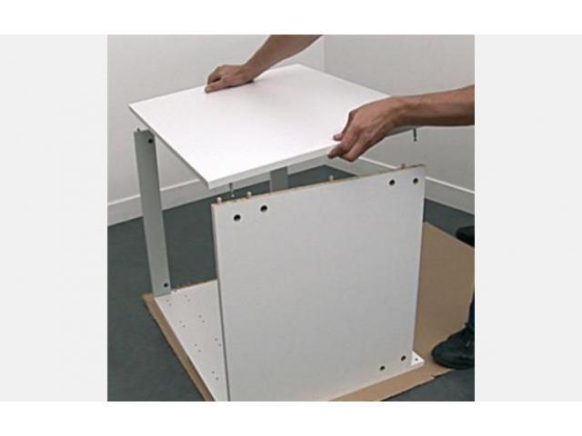Montage et démontage de vos meubles
