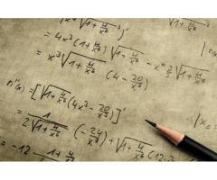 Cours intensif de maths - Eaubonne (95600)