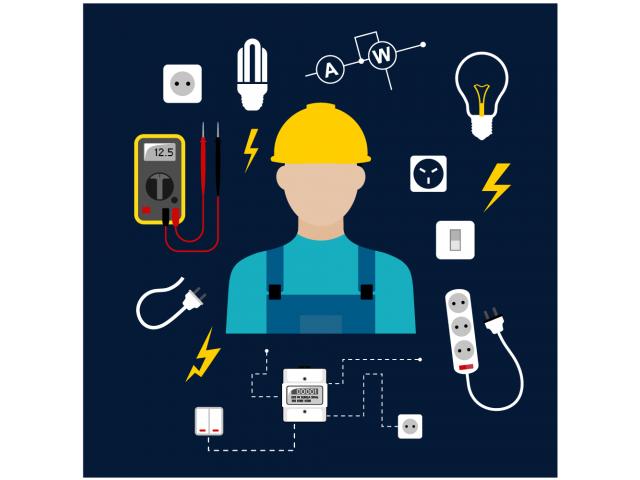 Électricien spécialiste en installation