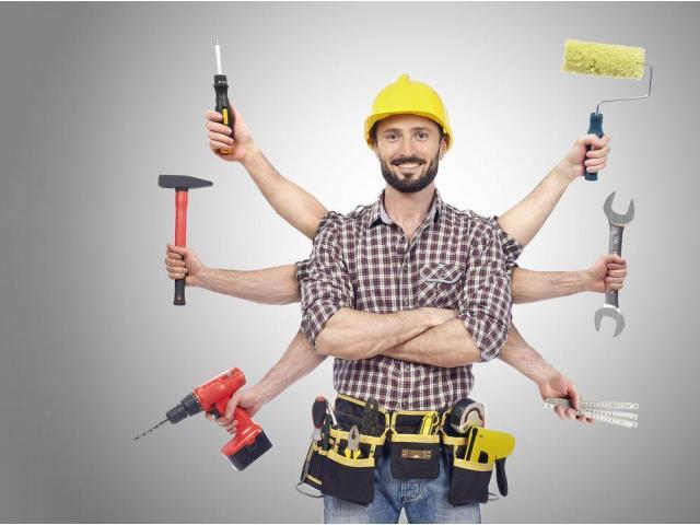 cherche travail homme a tout faire